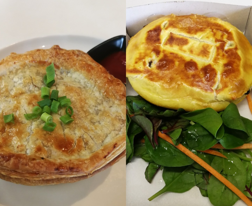 Beef Appreciation & Beef Pies: Marty's Gourmet, Willetton and Jean Pierre Sancho, St Georges Terrace